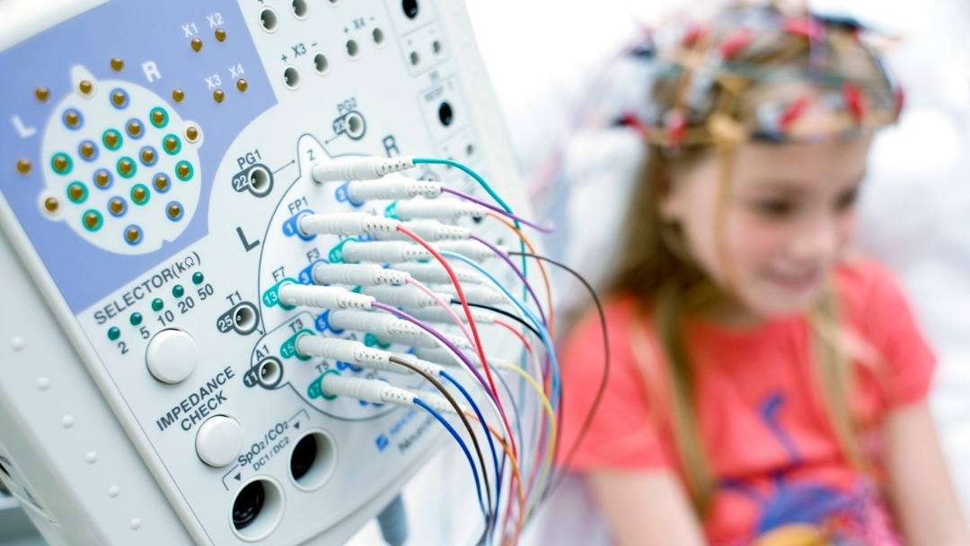 child with neurological disorders